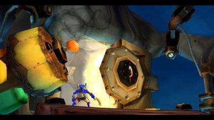 Игра для PS Vita The Sly Trilogy (русская документация)