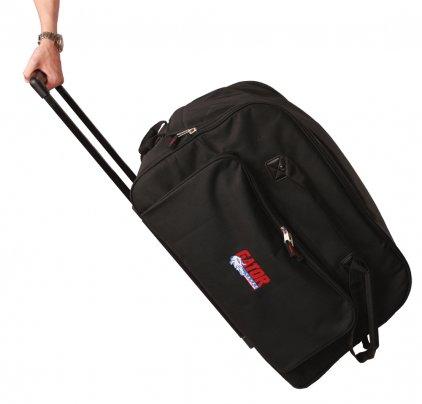 """GATOR GPA-1500 - нейлон. сумка на колёсах для основ моделей активной акустики 12"""" и 15"""" (B312, B315)"""