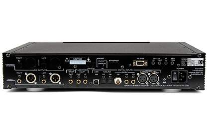 ЦАП SIM Audio NEO 380D Black