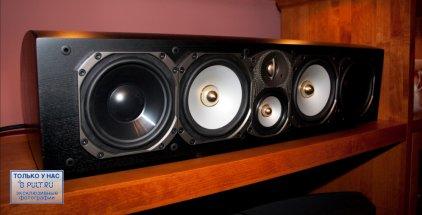 Paradigm Studio CC-690 v.5 piano black