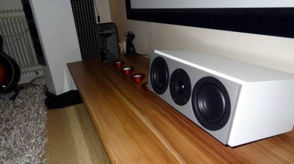 System Audio SA Mantra 10 AV White Satin