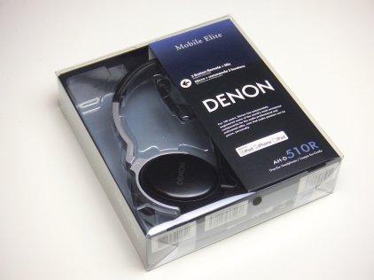 Denon AH-D510R black