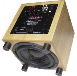 Сабвуфер MJ Acoustics Ref 100 Mk II maple