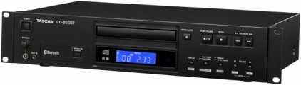 CD проигрыватель Tascam CD-200BT