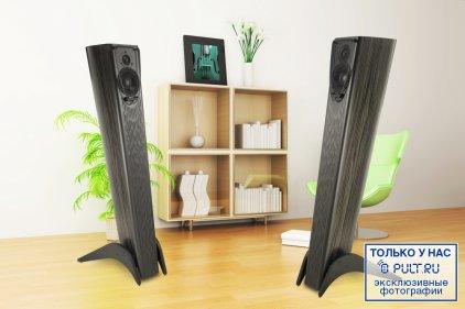 Напольная акустика Albedo Audio HL 1.2 mahogany