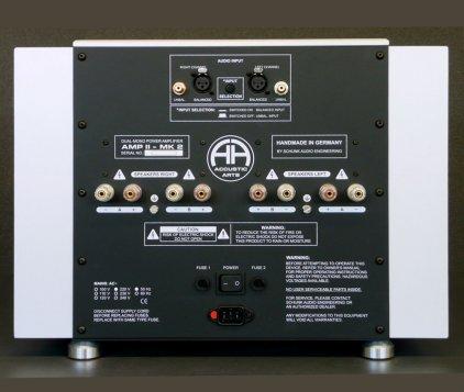 Усилитель мощности Accustic Arts AMP II MK-2 silver