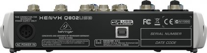 Микшерный пульт Behringer Q802USB
