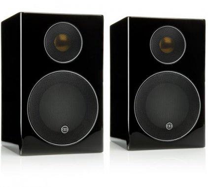 Полочная акустика Monitor Audio Radius 90 black gloss