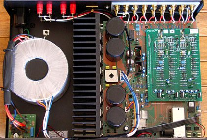Exposure Phono Board 3010s (mC) (плата фонокорректора)
