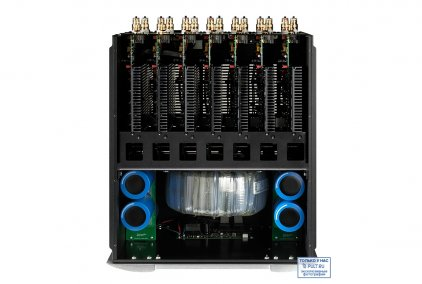 SIM Audio MOON MC 8/4 RS