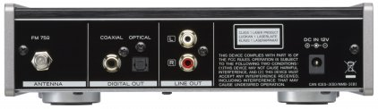 CD проигрыватель Teac PD-301 black