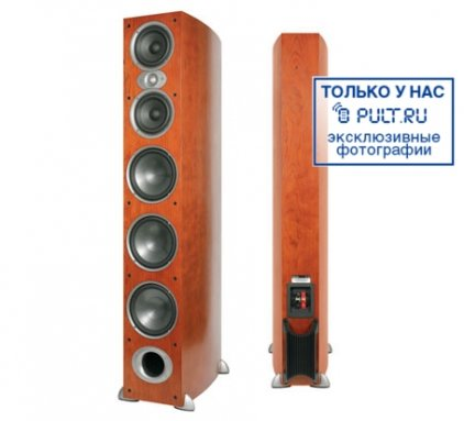 Polk Audio RTi A9 cherry (пара)