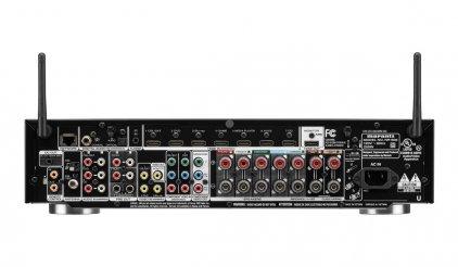 AV ресивер Marantz NR1606 black