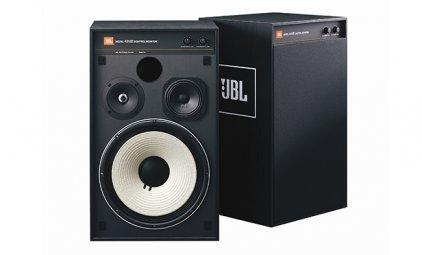 JBL 4312 E black