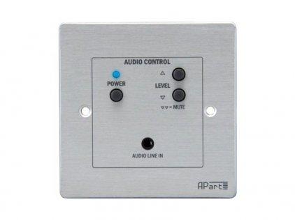 Панель APart ACPR Проводная панель дистанционного управления для активных громкоговорителей APart SDQ5PIR