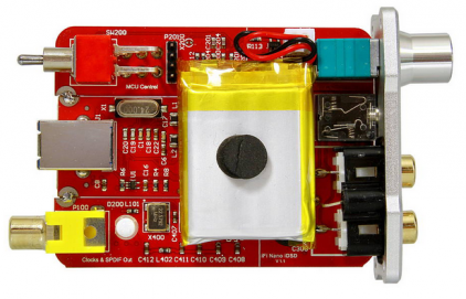 Усилитель для наушников iFi Audio Nano iDSD