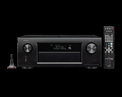 AV ресивер Denon AVR-X4200W Black