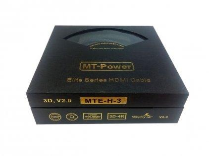 Кабель MT-Power HDMI 2.0 ELITE 1.5m