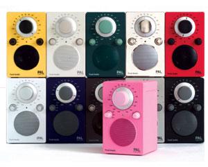 Радиоприемник Tivoli Audio iPAL High Gloss Yellow/Silver (PALIPALGY)