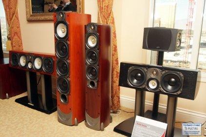 Paradigm Studio 100 v.5 black