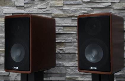 Полочная акустика Canton Ergo 620 wenge