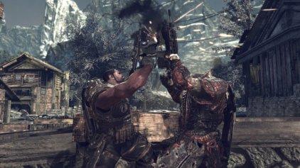 Microsoft Игра для Xbox360 Gears of War 3