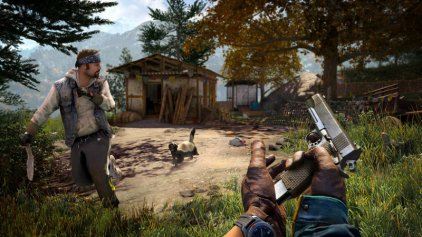 Sony Игра для PS4 Far Cry 4, русская версия