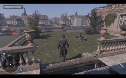 Игра для PS4 Assassins Creed: Единство (русская версия)