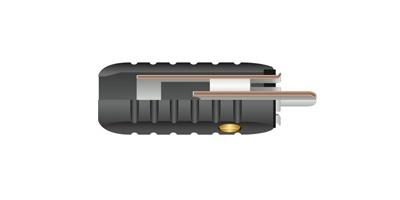 Кабель межблочный аудио Wire World Oasis 7 Mono Subwoofer Interconnect 8.0m