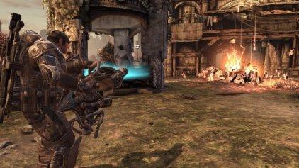 Microsoft Игра для Xbox360 Gears of War 2 (RUS)
