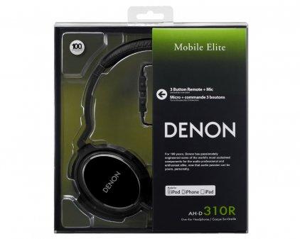 Denon AH-D310R black