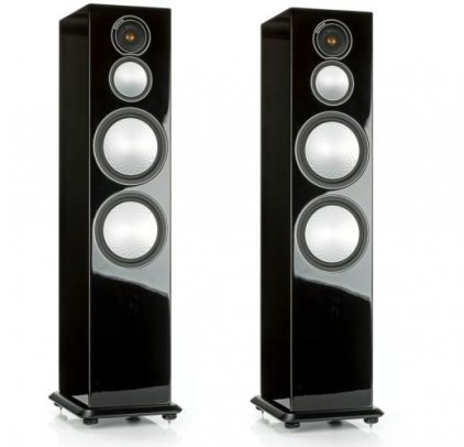 Monitor Audio Silver 10 high gloss black