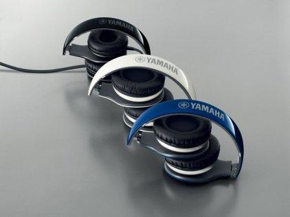 Yamaha HPH-PRO 400 white