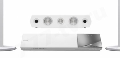 Домашний кинотеатр в одной коробке Sony BDV-N9200W white