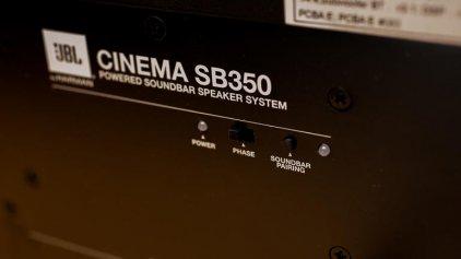 JBL Cinema SB350/230