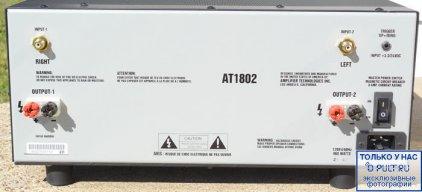 Усилитель звука ATI AT 1802