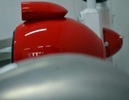 EBTB Pluto Ferrari Red