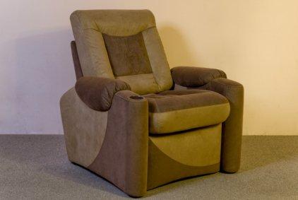 Кресло для домашнего кинотеатра Home Cinema Hall Classic Консоль BIGGAR/40