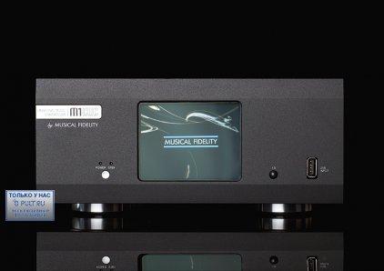 Musical Fidelity M1 Click black