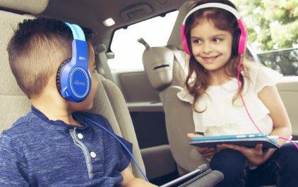 MEE Audio KidJamz pink