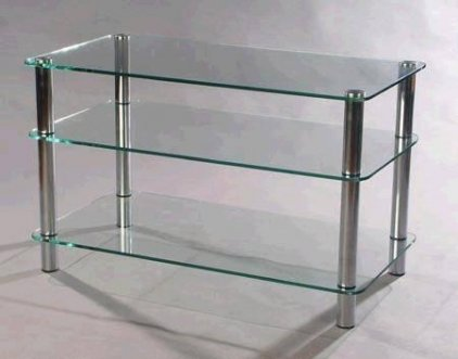 MD 507 Plazma (серебро/прозрачное стекло)