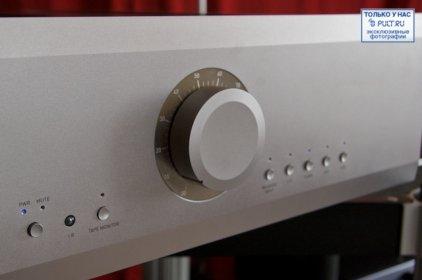 Стереоусилитель Musical Fidelity AMS-35i silver