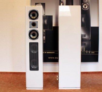 Напольная акустика Quadral Platinum M50 black high gloss