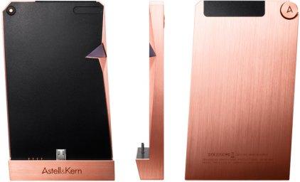 Astell&Kern AK380 AMP copper
