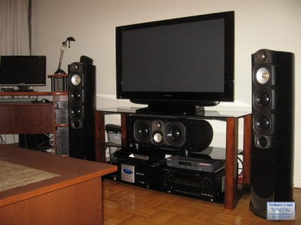 Paradigm Studio CC-590 v.5 piano black