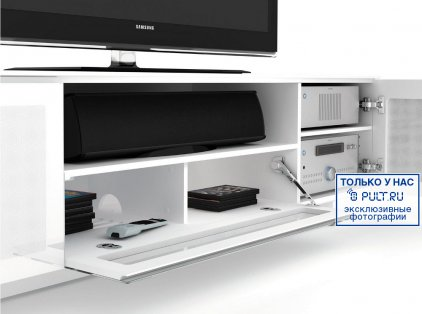 Подставка под ТВ и HI-FI BDI Nora Slim 8239-S walnut