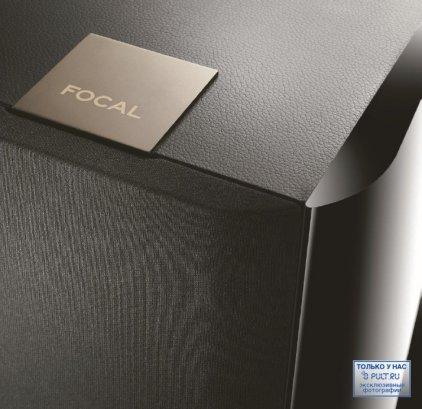 Focal Chorus 726 black style