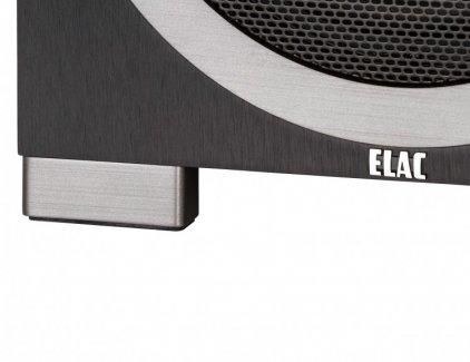 Сабвуфер Elac Debut S10EQ black brushed vinyl