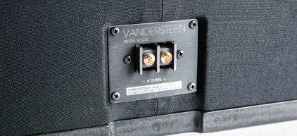 Vandersteen VCC-2 Oak