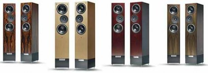 LIVING VOICE AVATAR II OBX-R2 walnut